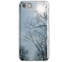 the sky is the limit for now... iPhone Case/Skin