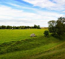 Avebury Panoramic by Vanessa  MacLeod