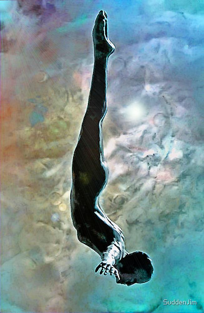 descente de femme by SuddenJim
