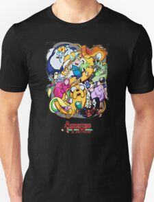 Adventure Time Cartoon T-Shirt