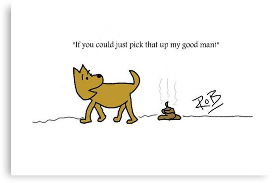 Dog Poo! by Rob Johnston