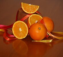Oranges On Orange by aussiebushstick