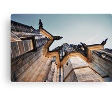 Gothic Heights Canvas Print