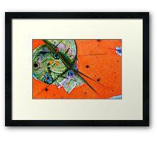 Symphony - Ten Framed Print
