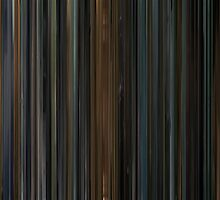 Moviebarcode: The Piano (1993) by moviebarcode