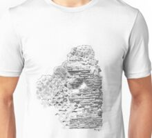 A remain from the Temple of Jupiter (Cumae, Italy) Unisex T-Shirt