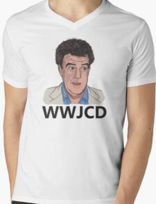 What Would Jeremy Clarkson Do? Mens V-Neck T-Shirt