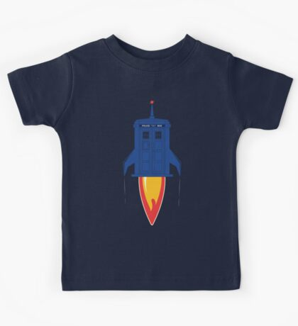 Retrocket Kids Tee