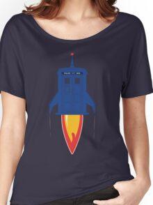 Retrocket Women's Relaxed Fit T-Shirt