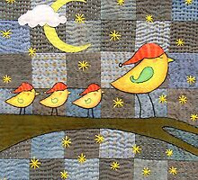 Time For Bed by julie bull