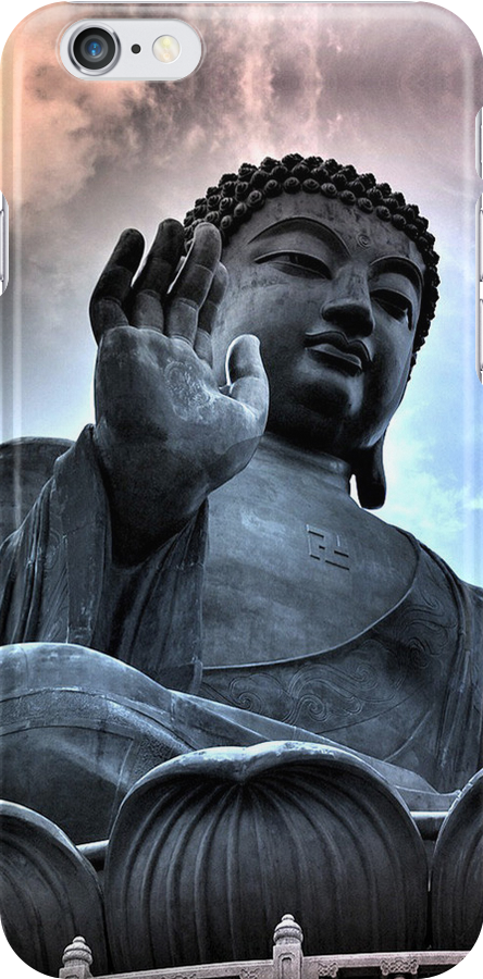 Tian Tan Buddha by Cara Gallardo Weil