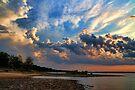 Wonderful Clouds by Carolyn  Fletcher