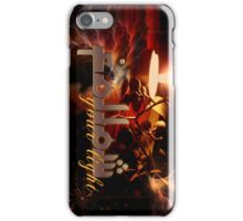 Follow Your Light iPhone 4S Case iPhone Case/Skin