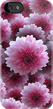 Grand Dame Dahlias by © CK Caldwell IPA