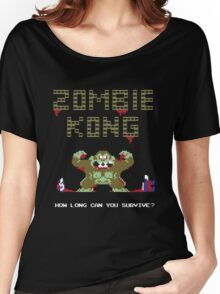 Zombie Kong Women's Relaxed Fit T-Shirt