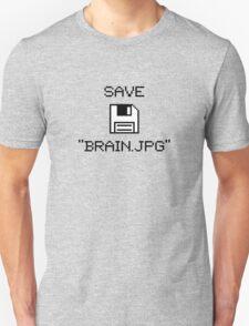 """Save """"Brain.jpg"""" V1.1 T-Shirt"""