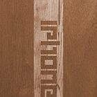 Two-tone Wood Effect by Alisdair Binning