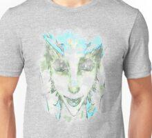 Lady of the Vortex Unisex T-Shirt
