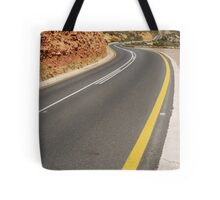 Costal road Tote Bag