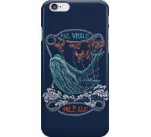 Fail Whale Pale Ale iPhone Case/Skin