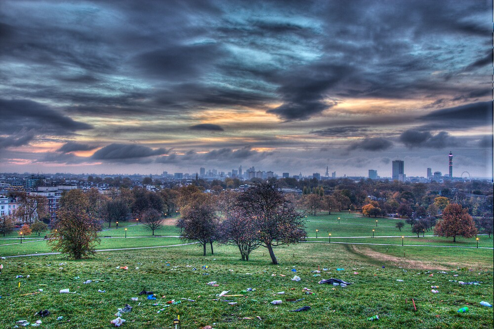 Primrose Hill Dirty by dhdpic