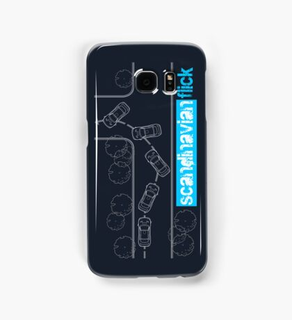 Scandinavian Flick Samsung Galaxy Case/Skin