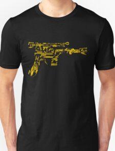 No Match for a Good Blaster - 26 Classic Sci Fi guns T-Shirt