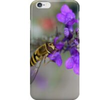 Hornet On Flower - iPhone case iPhone Case/Skin