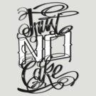 Trust No Cake by odysseyroc