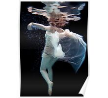 Under water Poster