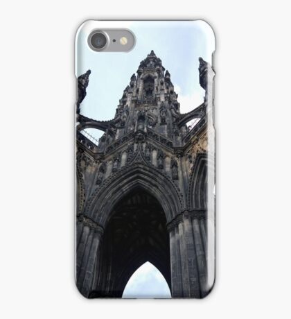 Scots Monument - iPhone iPhone Case/Skin