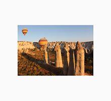 Sunshine Kisses The Balloons, Goreme, Turkey Unisex T-Shirt