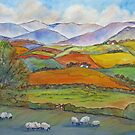 North Yorkshire Quilt by bevmorgan