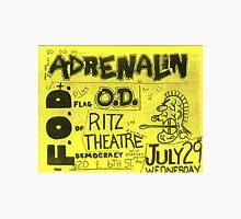 adrenalin o.d. show flyer Unisex T-Shirt