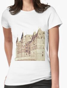 Stadium H.S. – The Two Towers Womens Fitted T-Shirt