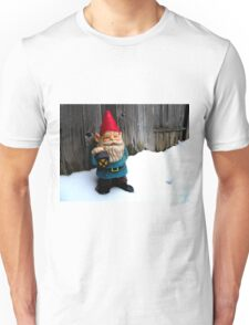 Snowed in Gerome Unisex T-Shirt