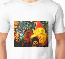 Christmas Beaver Gnome Unisex T-Shirt