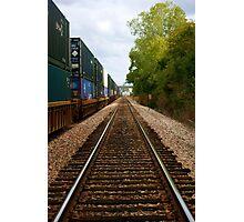 Travel the Railroad orginal Photographic Print