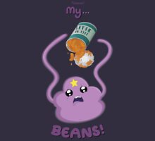 My...BEANS! Womens Fitted T-Shirt