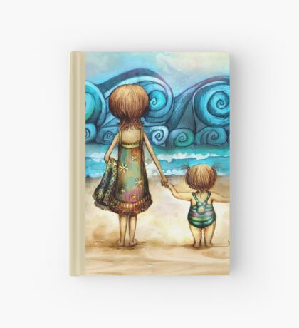 Beachcombers Hardcover Journal