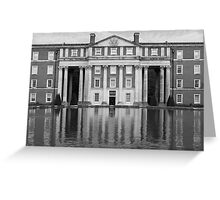 Home of the Light Infantry, Winchester Greeting Card