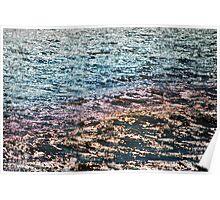 Lake Winnipeg shimmer Poster