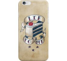 """""""Lie To Me"""" iPhone Case/Skin"""
