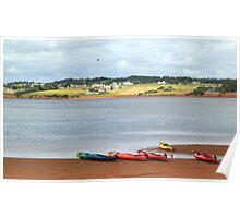 North Rustico Harbour 2 Poster
