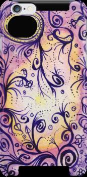 Spooky Doodle by Amy-Elyse Neer