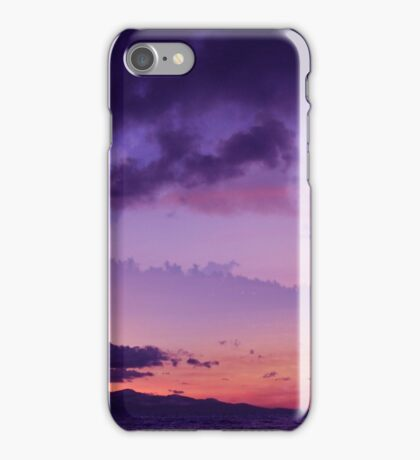 Isla Paguriran  iPhone Case/Skin