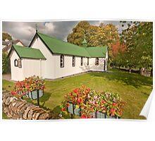 Tin Church, Killin Poster