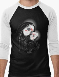 Our Blessed Voorhees Men's Baseball ¾ T-Shirt