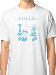 Check Exterminate Classic T-Shirt