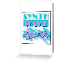 Hypnagogic Greeting Card